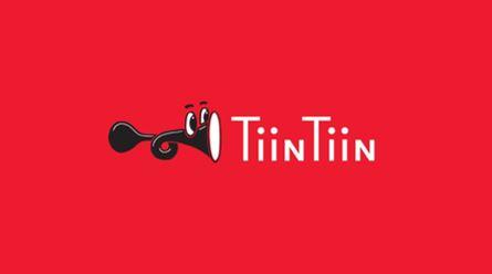 Logo of Tiintiin hiring for jobs in Indonesia on GrabJobs