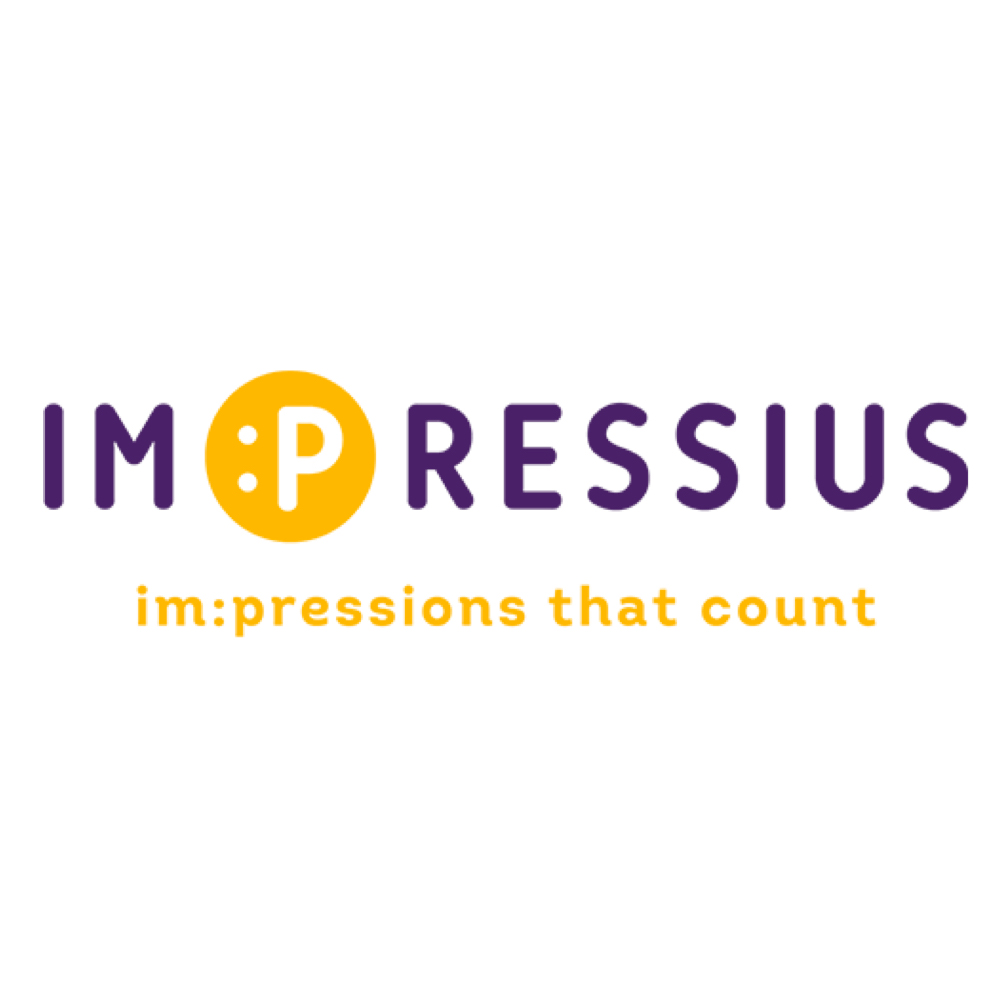 Logo of Impressius Philippines hiring for jobs in Philippines on GrabJobs